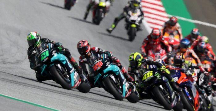 MotoGP'de korkunç kaza!..