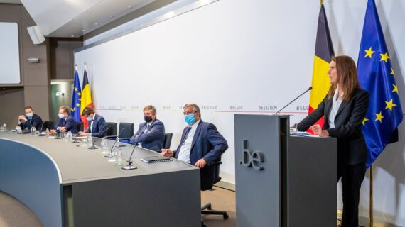 COVİD-19: Belçika'da maske takmak zorunlu hale geldi!..
