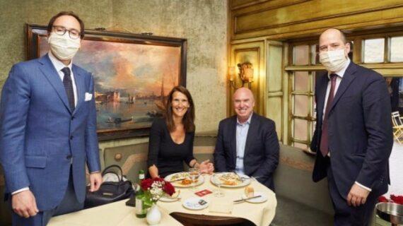 Brüksel'de 1200 restoran kapanabilir!..
