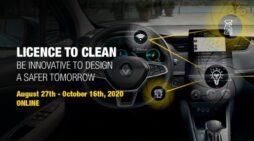 """Groupe Renault """"Licence to Clean"""" inovasyon yarışması!…"""