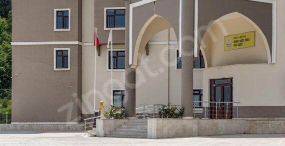 COVID-19: Ahmet Nazif Zorlu Fen Lisesi kapatıldı