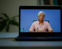 """Lagarde: """"Dijital euro""""nun zorluklarını araştırıyoruz"""