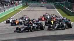 Lewis Hamilton 94. pole pozisyonunu elde etti