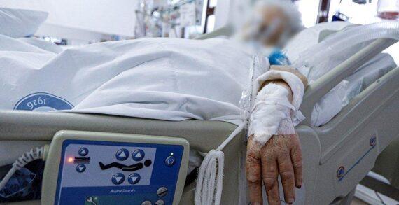 Hastaneler yüzde 100 doluluk oranına ulaştı!..