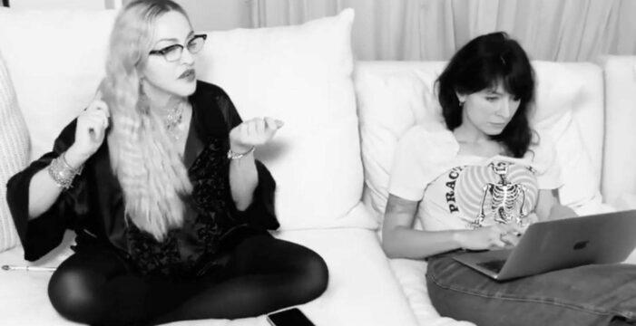 Madonna kendi hayat hikâyesini anlatan filmi yönetecek