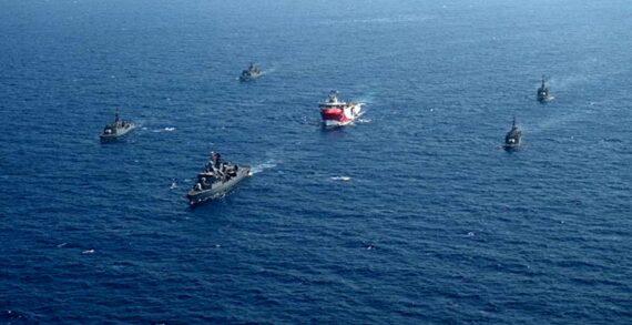 Doğu Akdeniz'de tansiyon yükselmeye devam ediyor!..