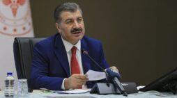 """Koca """"Turkovac acil kullanım onayı aşamasına geldi"""""""