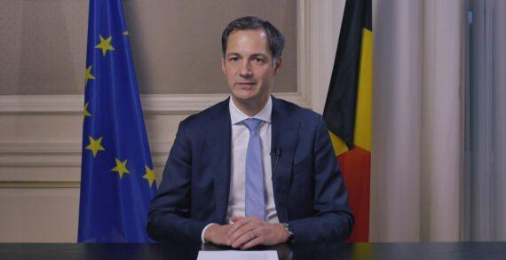 COVID-19: Belçika Başbakanı birlik çağrısı yaptı