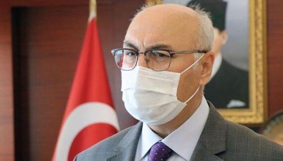İzmir Valisi: Son iki günde 15 hemşehrimizi Korona'dan kaybettik