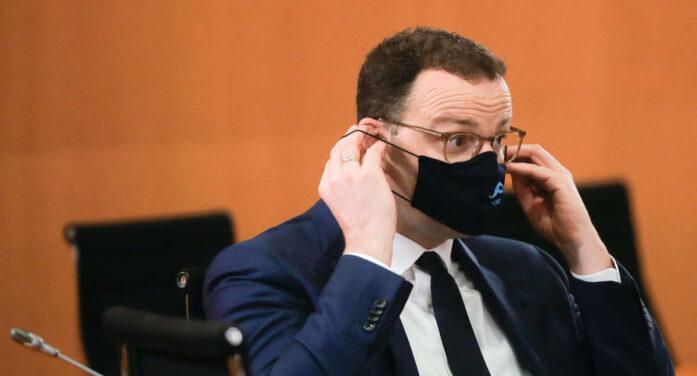 Almanya Sağlık Bakanı Jens Spahn coronaya yakalandı