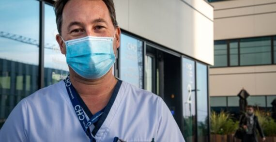 COVID-19: Belçika'nın Liege kentinde hastaneler doldu!..