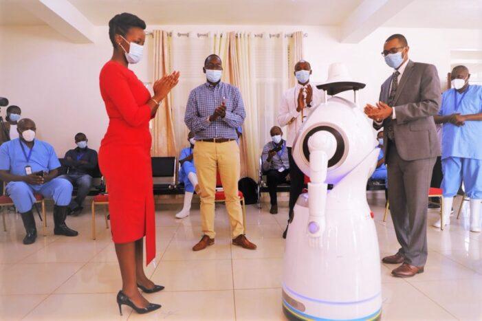 Pandemide robotlar popüler hale geldi