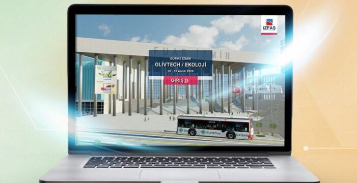Online Fuarcılık: 'Digital Izmir Fair'
