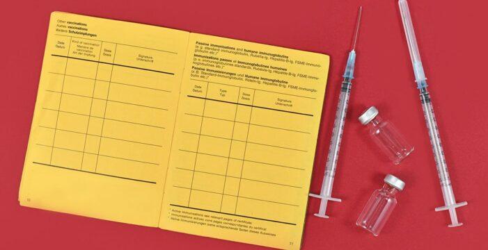 COVID-19: Aşı pasaportu!..