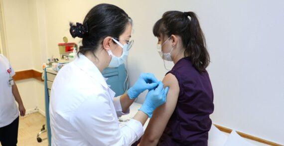 COVID-19: Aşı olacaklara 'alkol almayın' uyarısı!..