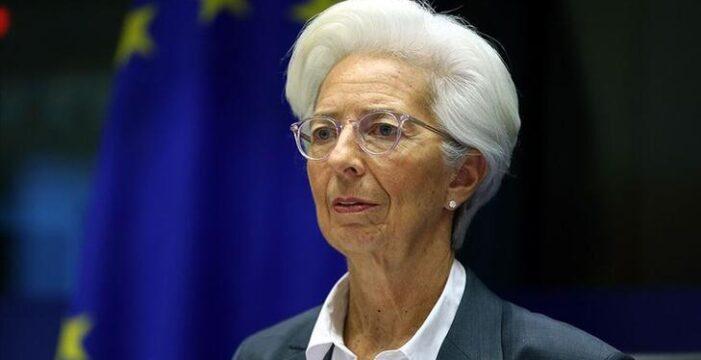 """ECB Başkanı Lagarde: """"Elbette dijital euromuz olacak"""""""