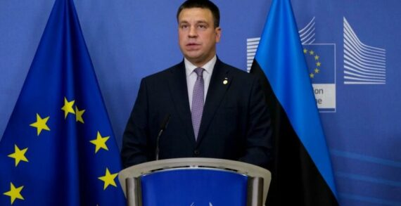 Estonya'da Başbakan Juri Ratas istifa etti