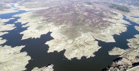 İstanbul'un 45 günlük suyu kaldı!..