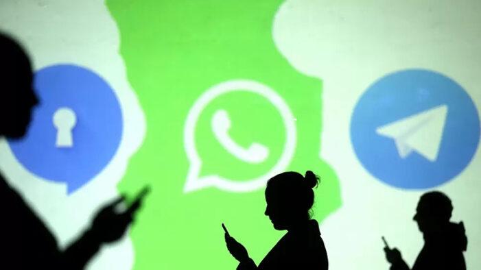 Kullanıcılar WhatsApp yerine 'Telegram'ı tercih etti!..