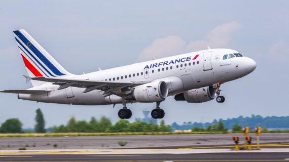 Air France'daki kamu payı 2 katına çıkarıldı