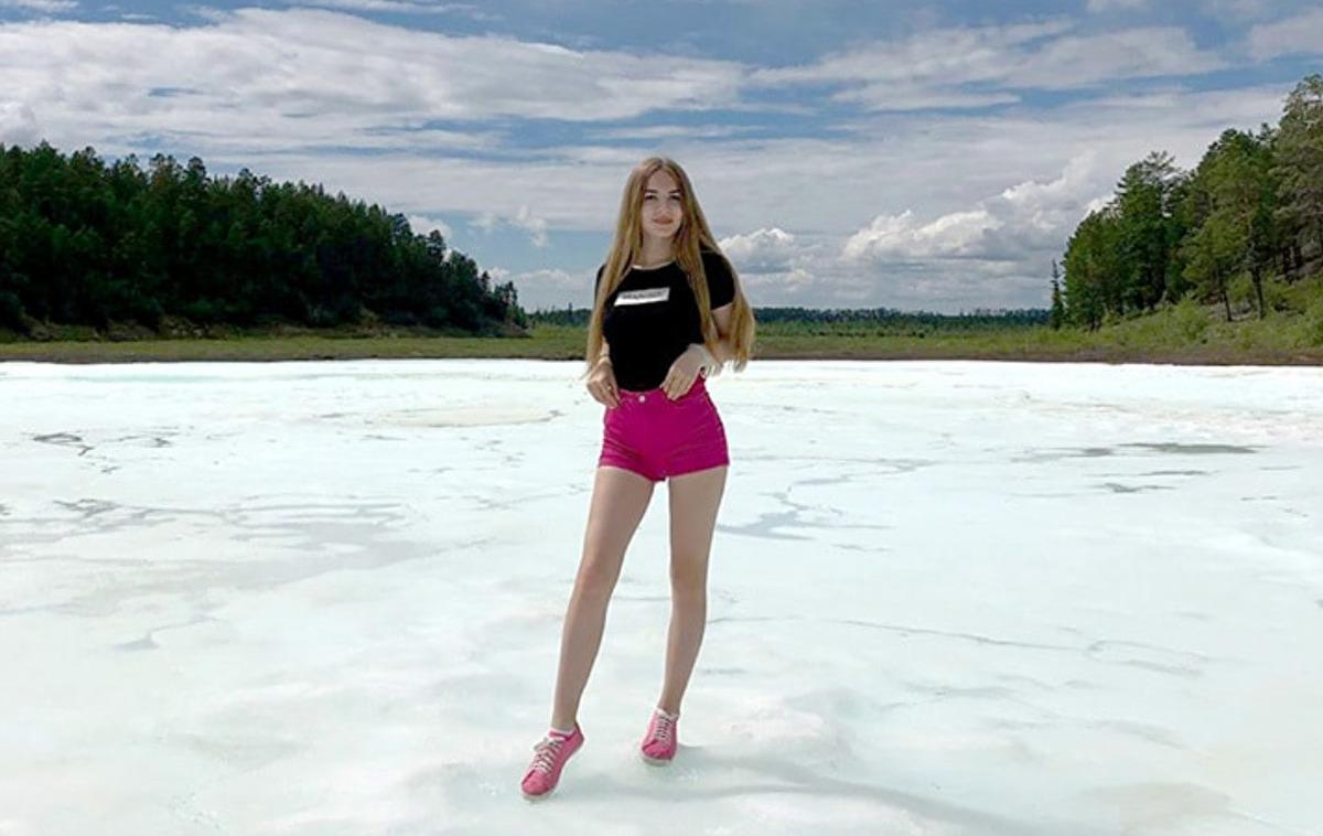 Sibirya buzul
