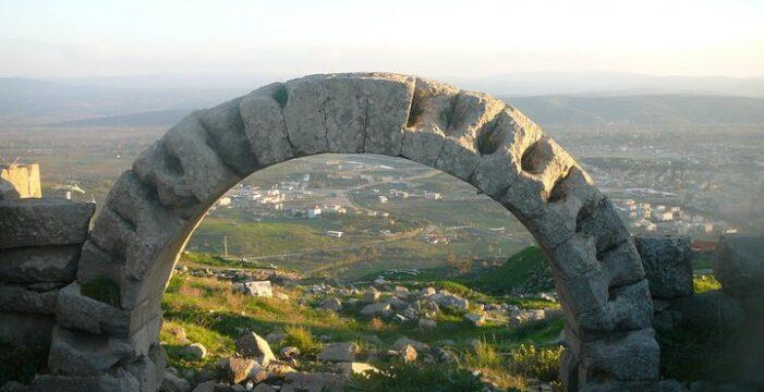 Beste Serim Erbak: Bergama Zeus Sunağı