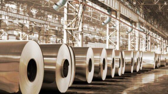 Almanya'da ham çelik üretimi yükseldi