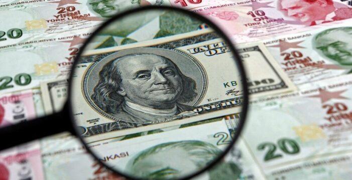 Dolar/TL 8,63 seviyelerinde
