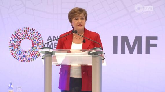 IMF Başkanı'ndan G20 ülkelerine önemli çağrı