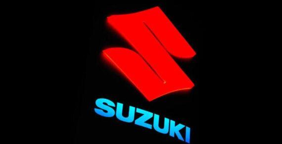 Suzuki Motor üretim sürecine ara veriyor