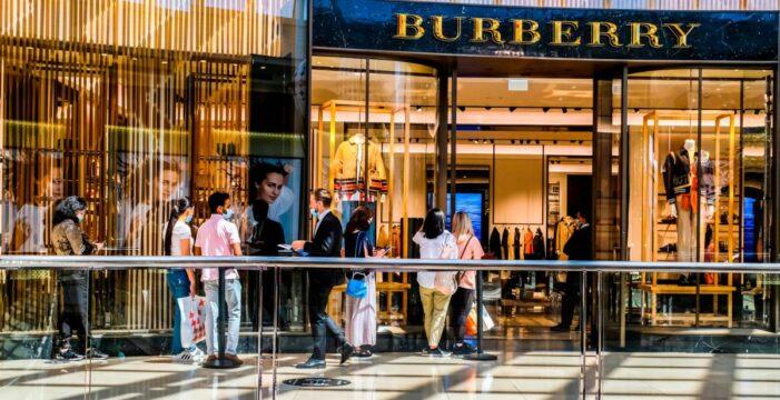 Burberry'nin CEO'su Marco Gobbetti'den sürpriz karar!..