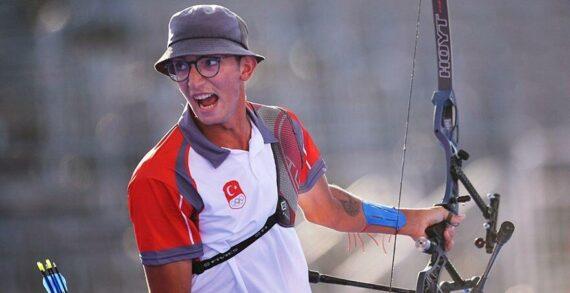"""Mete Gazoz """"Söz verdiğim olimpiyat madalyasına kavuşmanın mutluluğunu yaşıyorum"""""""