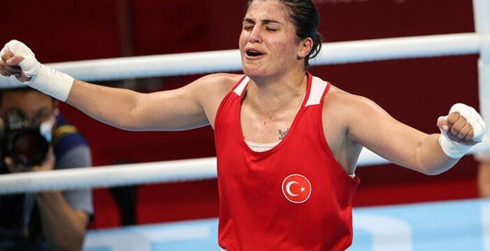 Busenaz Sürmeneli olimpiyat şampiyonu oldu ve altın madalya kazandı