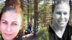 Kayıp olarak aranan öğretmen Emine Gökkız'ın ormanda cansız bedeni bulundu