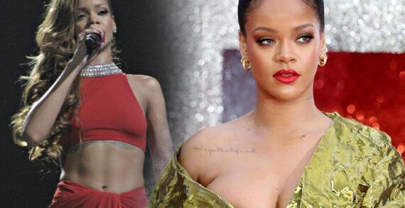 Rihanna dünyanın en zengin kadın müzisyeni oldu