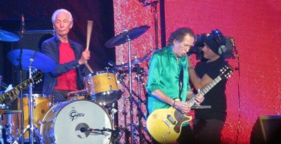 Rolling Stones'un davulcusu Charlie Watts kritik bir ameliyata girdi