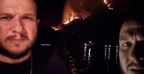 """Şahan Gökbakar """"Komşumuzun evi göz göre göre yandı"""""""