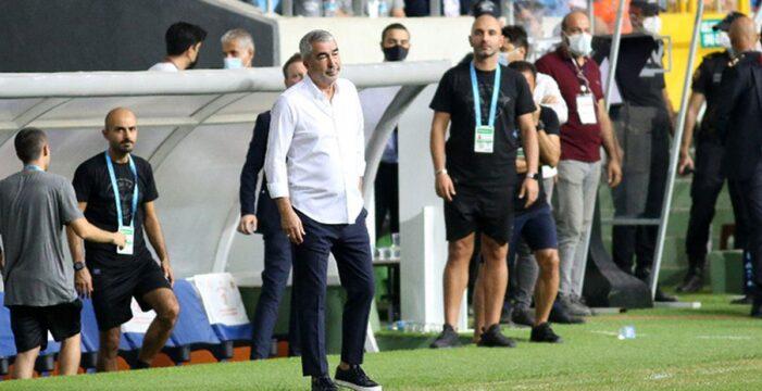 Adana Demirspor Samet Aybaba'nın görevine son verdi