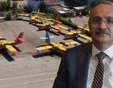 Türk Hava Kurumu'nu yöneten Kayyum istifa etti