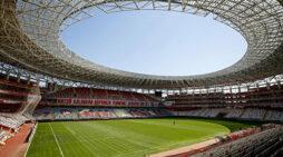 Stadyumlara girişte Covid-19 tedbirleri!..