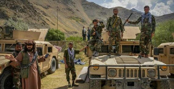 Taliban Pencşir'i ele geçirdi