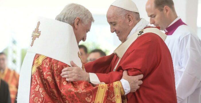 Vatikan'ı alarma geçiren görüntü!..