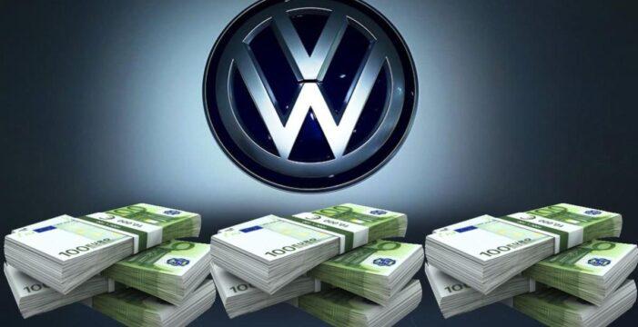 "Volkswagen'i ""Dizel"" skandalı zora soktu"